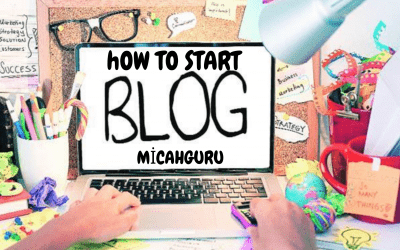 How to start a successful blog in 8 Simple Steps